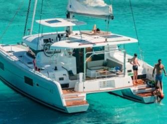 catamaran cheap martinique