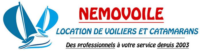 Location de Voilier et Catamarans, depuis 2003 Nemovoile.com